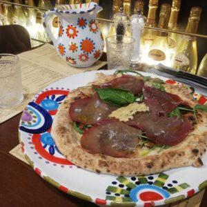 Andiamo pizza Boscaiola Nostrana